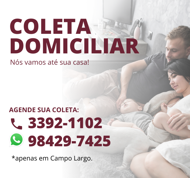 Coleta Domiciliar