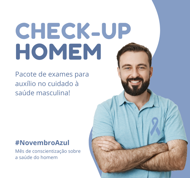 Check-up Novembro Azul
